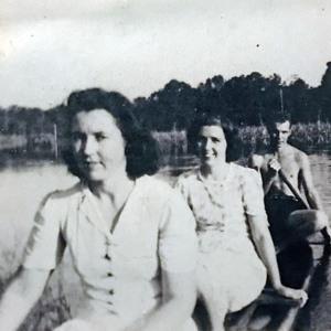Elise, Edna, and Vander in high water.jpg