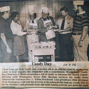Lions hold Candy Day 10 7 1976.pdf