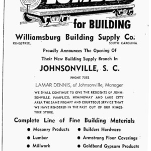 Williamsburg Building Supply grand opening May 1954.pdf